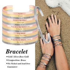 Jewelry, ladiescuff, simplecuff, girlsbracelet