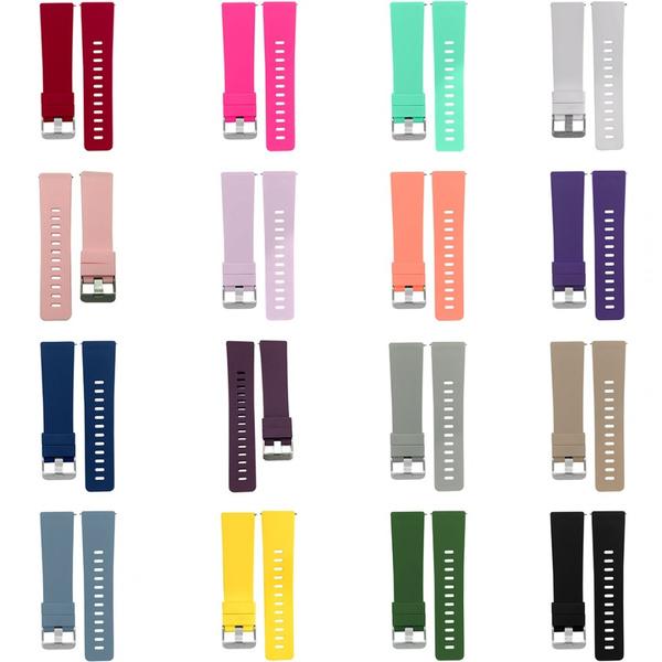 Wristbands, fitbitversawatch, siliconefitbitversastrap, Silicone