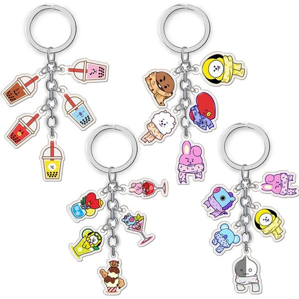 K-Pop, Keys, Fashion, Key Chain