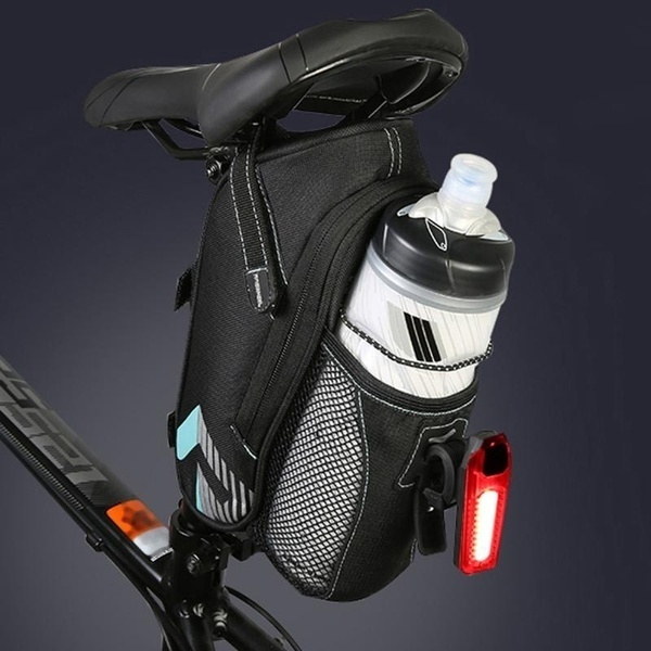 bikeseatbag, Cycling, Sports & Outdoors, Outdoor Sports