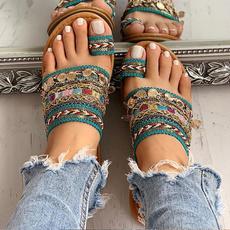 Summer, Sandals, Women Sandals, Jewelry