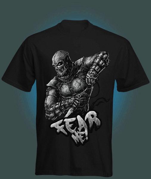 noobsaibot, Slim T-shirt, rockhiphoptshirt, trendytshirt