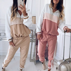 tracksuit for women, hooded, pants, Pullovers