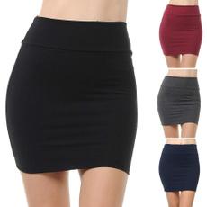 skirtforwomen, pencil skirt, Waist, Mini