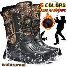 Shoes, hikingboot, detachable, menwarmboot