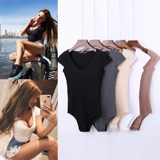 Summer, Fashion, Elastic, Suits