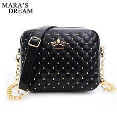 Shoulder Bags, crownminirivet, Fashion, Mini