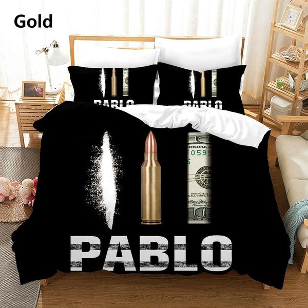 Decor, pabloescobar, Pillows, Bedding