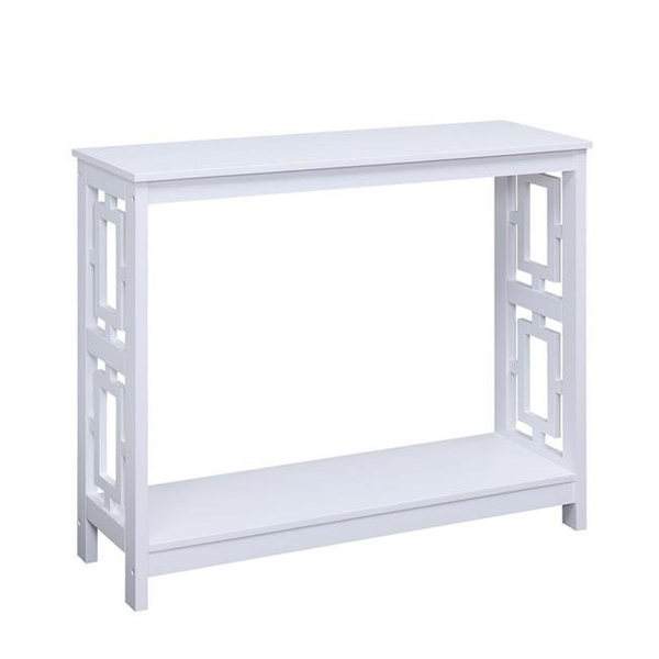 living room, Console, tablesstand, white
