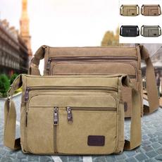 Shoulder Bags, Fashion, Casual bag, unisex