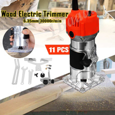 electricrouter, woodworkingknife, trimmingmachine, Tool