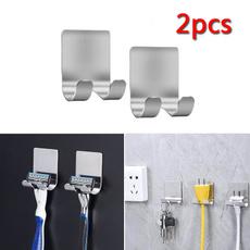 Steel, Wall Mount, Bathroom Accessories, Shelf