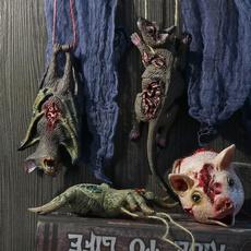 simulationmouse, Decor, hauntedhouseprop, Head