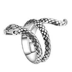 ringsformen, Cobra, Joyería, snakering