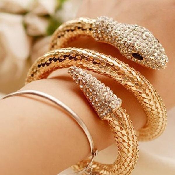 Punk jewelry, Jewelry, Crystal Jewelry, Bracelet