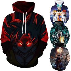 3D hoodies, hooded, Hoodies, Sleeve