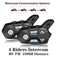 intercomsystem, Headset, motorbike, bluetoothintercom
