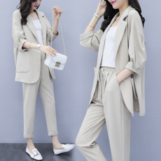 Ladies, Two-Piece Suits, hotstyle, Blazer