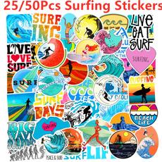 case, Summer, Surfing, summersticker