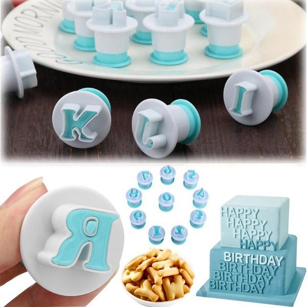 caketool, Baking, alphabet, cakedecor