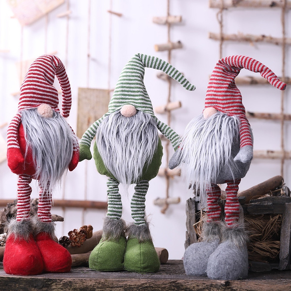 gnome, Gifts, doll, Elf