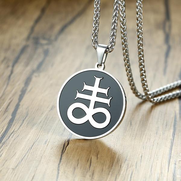 Steel, religionsjewelry, Jewelry, Cross Pendant