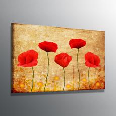 living, canvaswallart, Flowers, Wall Art