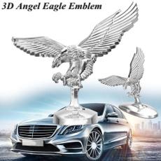 Eagles, Emblem, Angel, chrome