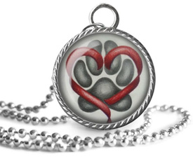 Heart, Love, Jewelry, Chain