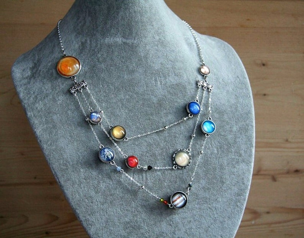 planetary, Jewelry, Space, Sun