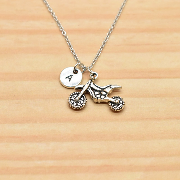 Mountain, Exquisite Necklace, mountainbiking, Gifts