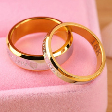foreverlovering, Couple Rings, Fashion, Love