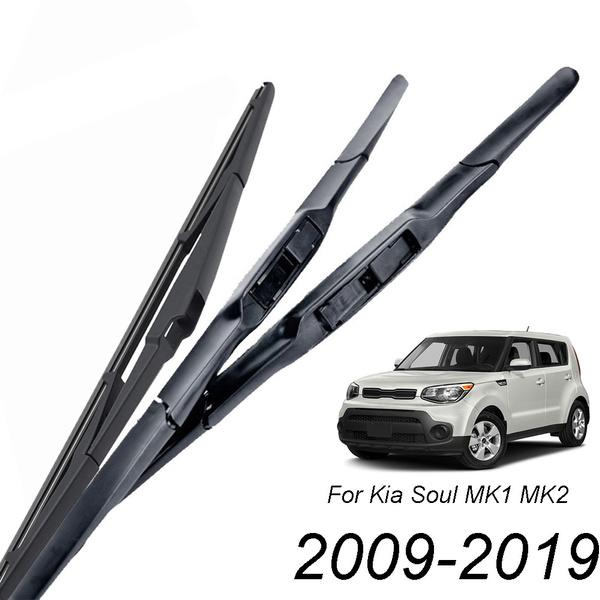 frontrearwindscreenwiper, frontrearwiperset, frontrearwindow, Car Accessories