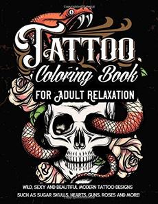 motivationaladultcoloringbook, Beautiful, swearwordcoloringbook, skull