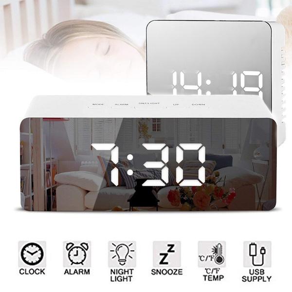 bedroom, snoozealarmclock, Indoor, led