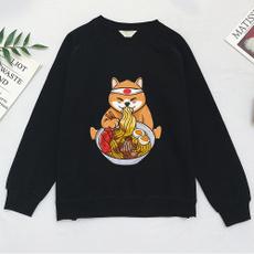 cute, shibainusweatershirt, Fashion, unisex