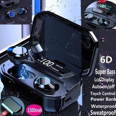 Box, Mini, led, Headset