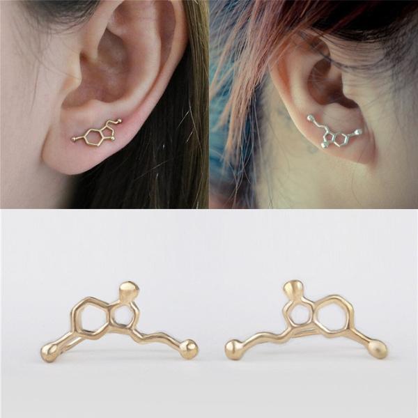 Jewelry, Hobbies, Science, Stud Earring