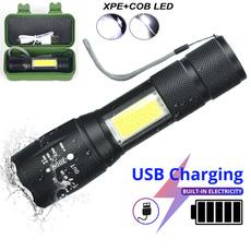 Flashlight, led, lightsamplighting, zoomableledflashlight