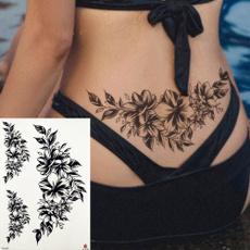 tattoo, Flowers, art, Tattoo Supplies