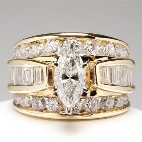Couple Rings, Fashion, wedding ring, 925 silver rings