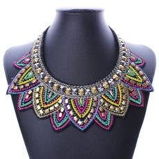 bib necklace, Bead, Fashion, Jewelry