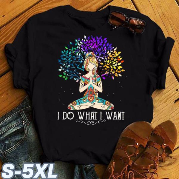 Summer, Shorts, Yoga, #fashion #tshirt