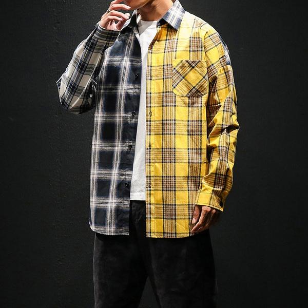 Fashion, Shirt, Long Sleeve, Trend