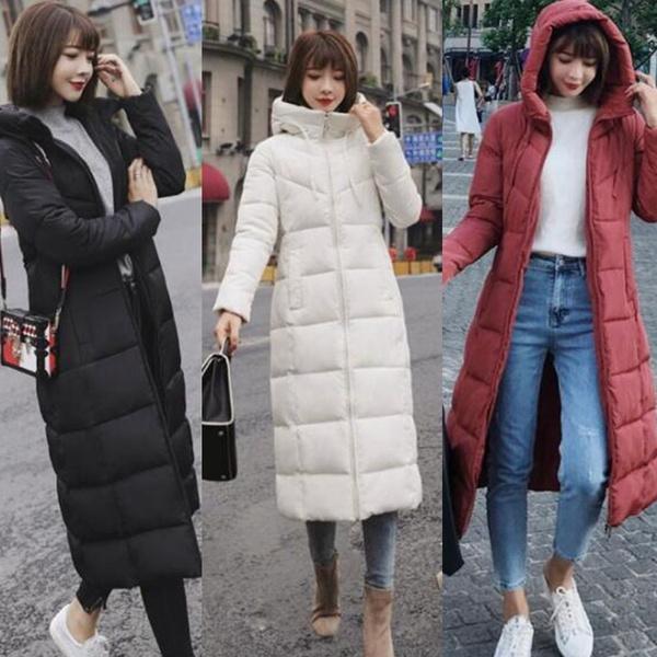 Plus Size, Winter, Coat, womenparka