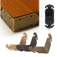 Antique, Box, Luggage, tablecorner
