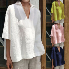 blouse, Fashion, baggyshirt, Necks
