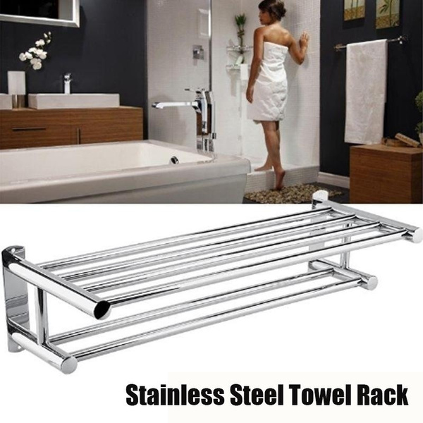 Steel, toilet, Bathroom, Towels