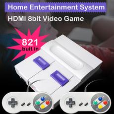 Mini, 821game, Console, Hdmi
