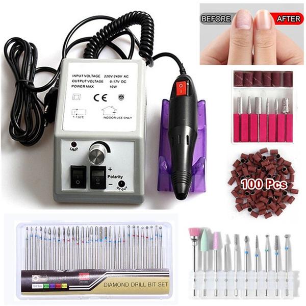 Nails, Electric, Beauty, Pedicure